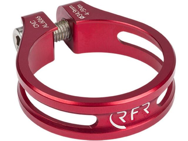 Cube RFR Ultralight Zadelklem, red